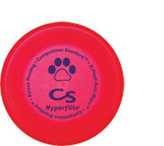 Дог-фризби Hyperflite Competition Standard Pink