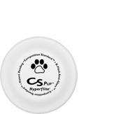 Дог-фризби Hyperflite Competition Standard White PUP